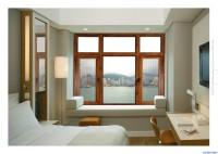 DA80木纹隔热窗001